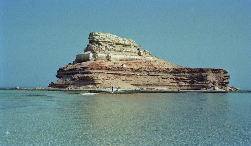 Palaeo sabkha deposits, Abu Dhabi