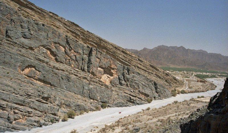 Wadi Bani Kharus, Jebel Akhdar