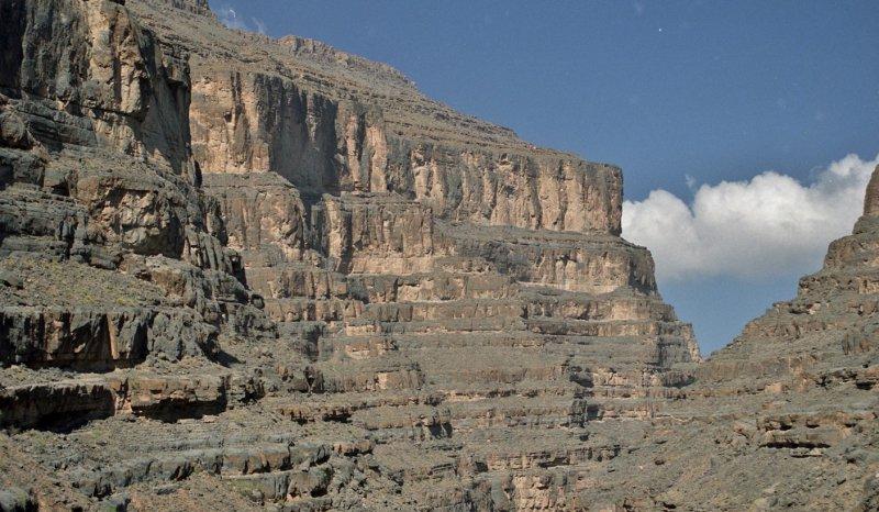 Lower Cretaceous, Wadi Nakhr, Oman