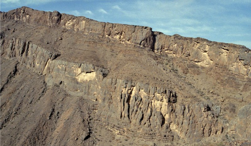 Shuaiba synsedimentary faults, Hawasinah Window