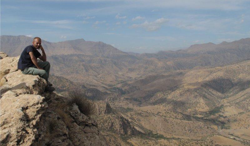 Fieldwork in Kurdistan