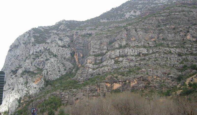 Oligocene palaeovalley fill, Tremp-Graus Basin