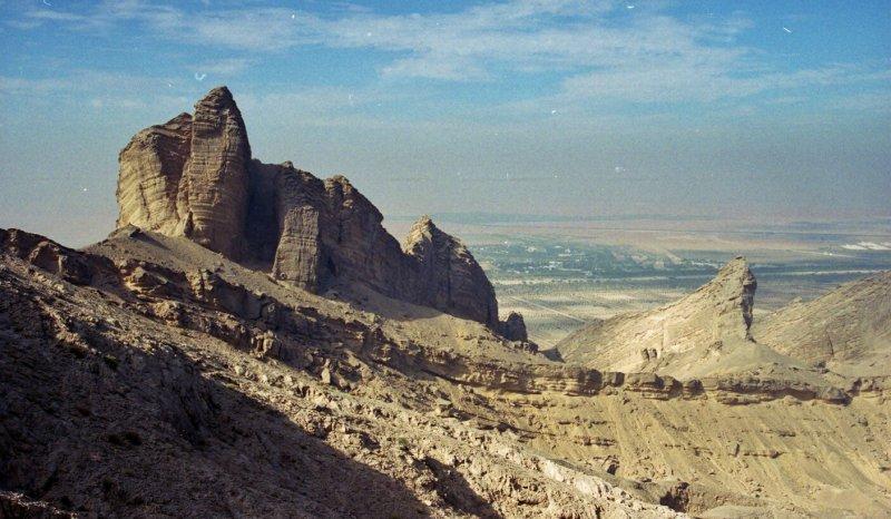 Jebel Hafit, Al Ain