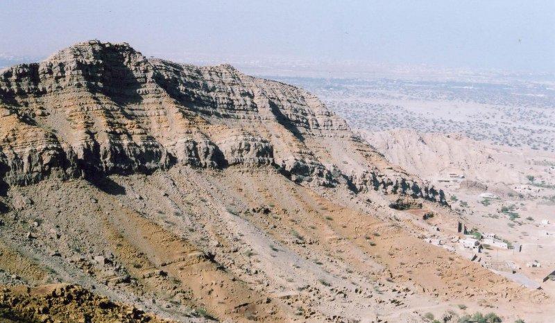 Wadi Milaha, Northern Oman