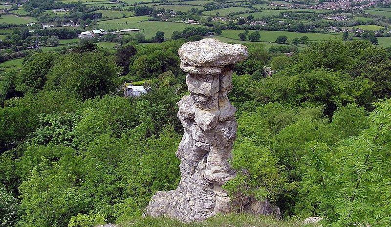Devils Chimney, Leckhampton Hill