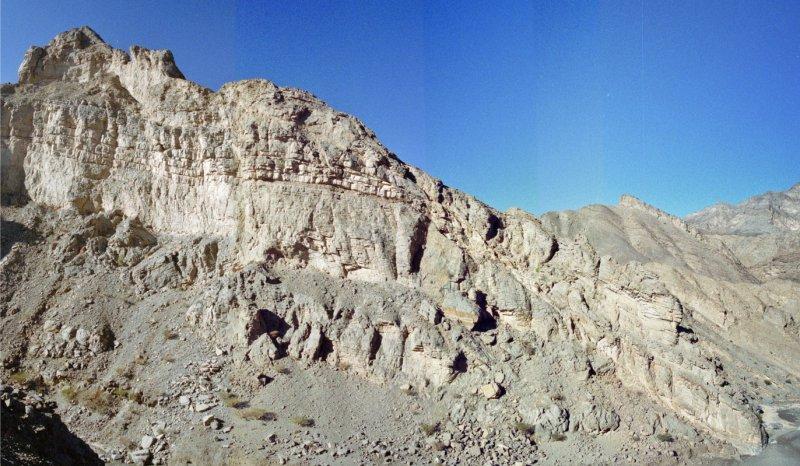Wadi Qumayrah Northern Oman