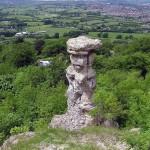 Leckhampton Hill Devils Chimney